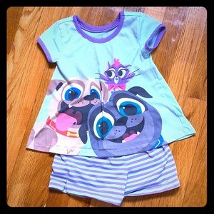 Disney Puppy Dog Pals Pajamas